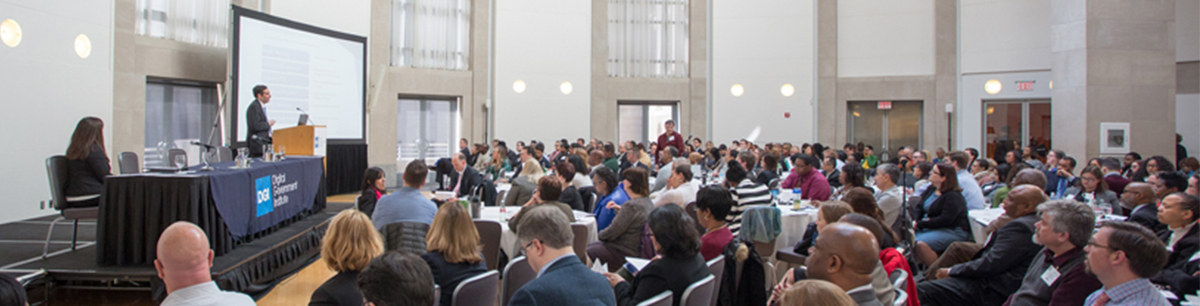 Image of Crowd at E-Discovery, Records & Information Management Conference & Expo   DGI